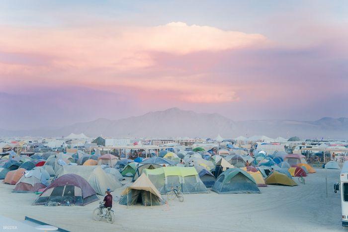 Photos From Burning Man 2017