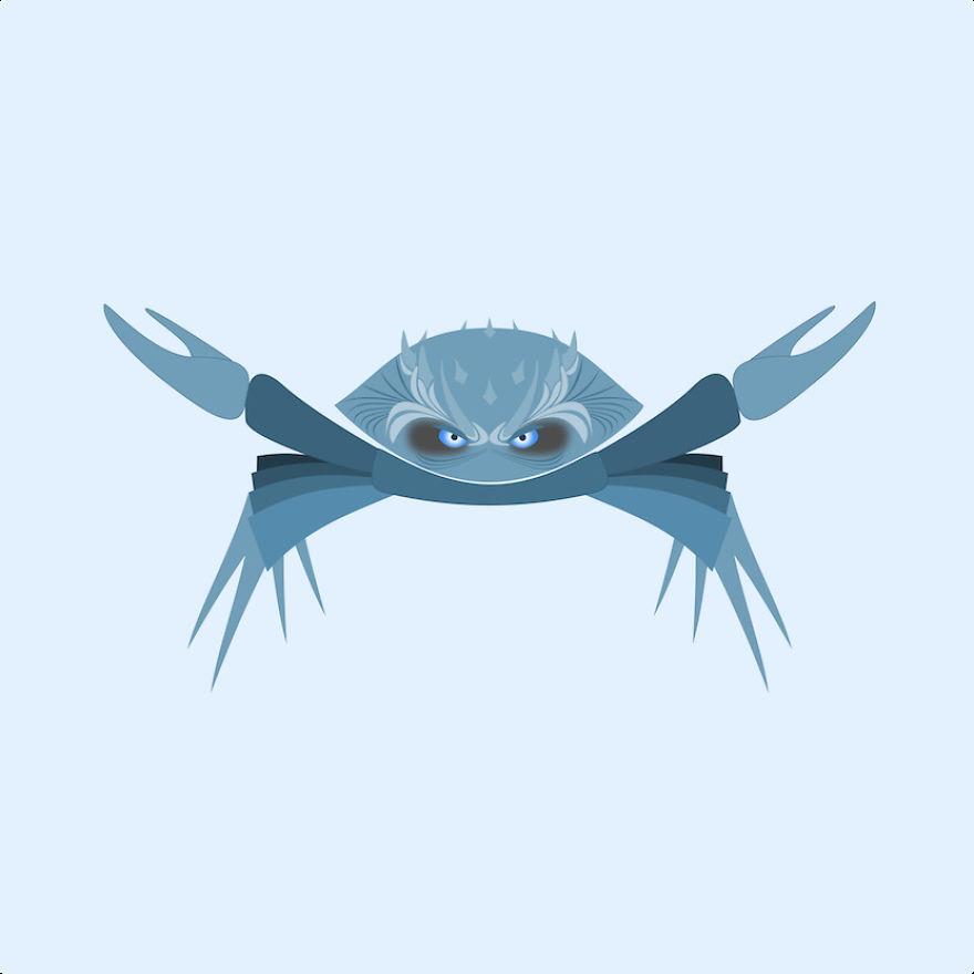 The Night King Crab