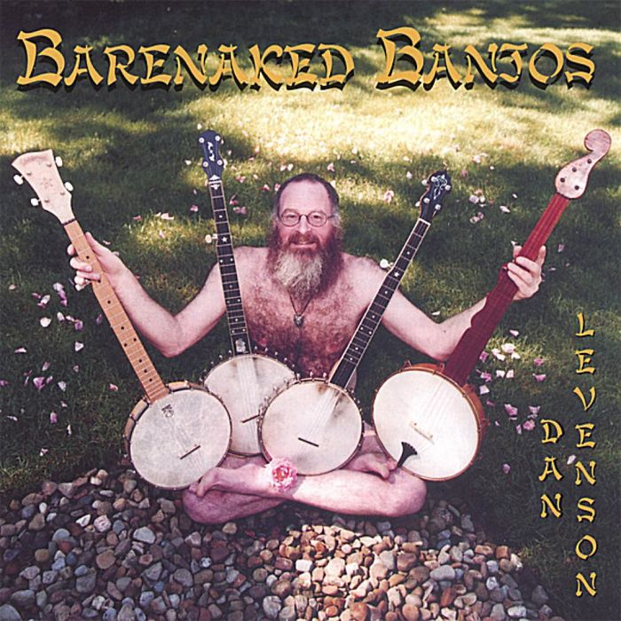 Dan Lenson - Barenaked Banjos