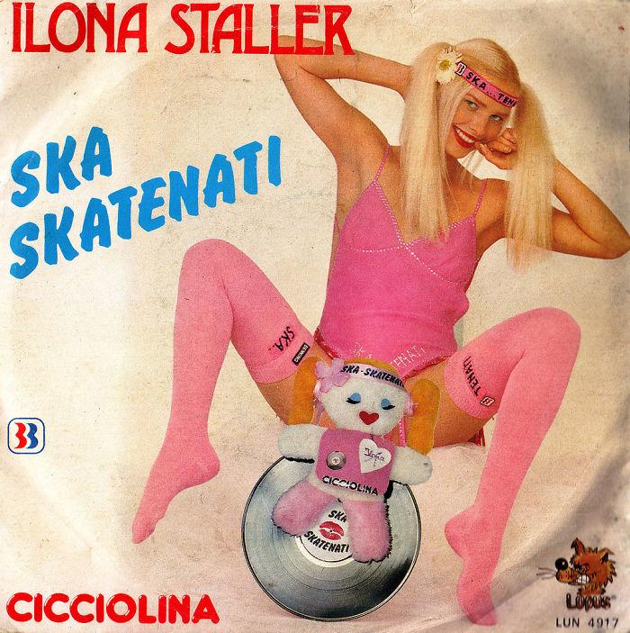 Ilona Staller - Ska Skatenati