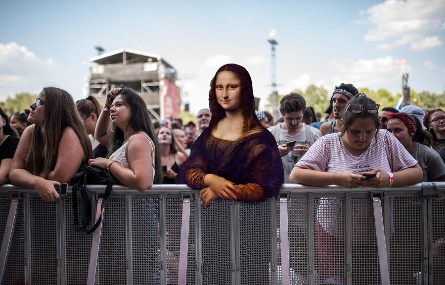 Leonardo Da Vinci - Mona Lisa (1503-19)