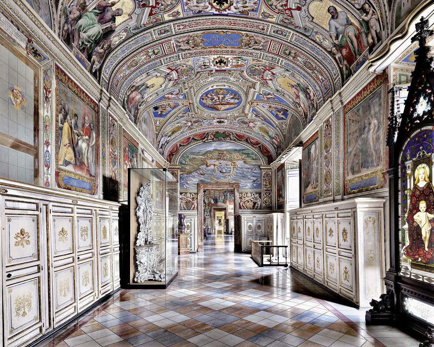 Vatican Apostolic Library, Vatican City