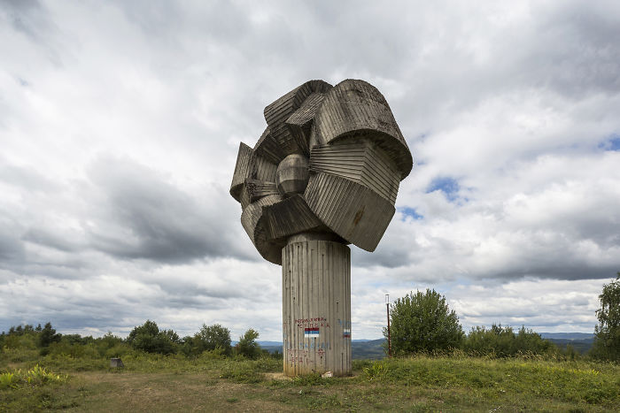I Traveled 10000km Through The Balkans Looking For Futuristic Communist Monuments