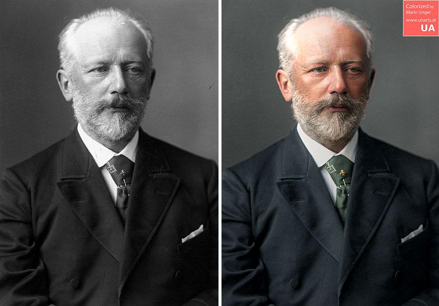 Pjotr Iljitsch Tschaikowski