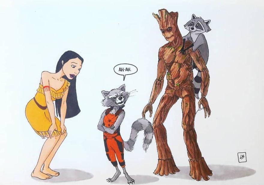 Cartoon-Character-Pet-Swap