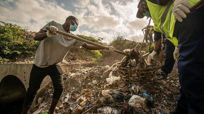 This Country Gathered 13 Million People To Clean Their Homeland