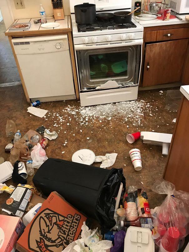 Мой приятель пробовал пьяную кухню в 3 часа ночи