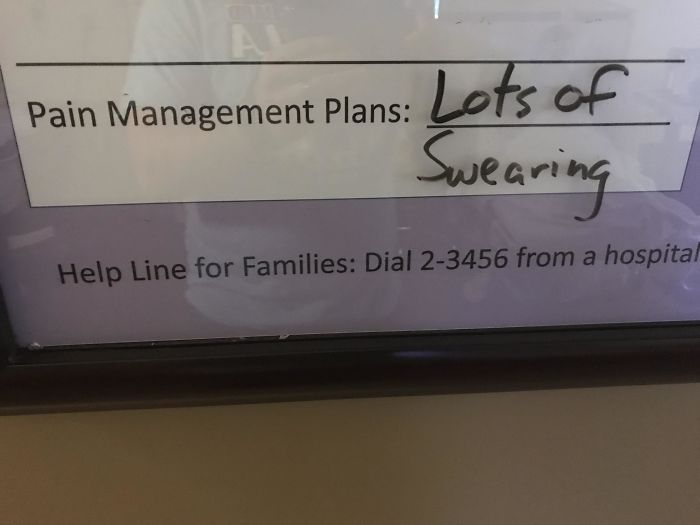 My Wife Is Planning On Having A Natural Birth With No Meds. Here's Our Pain Management Plan