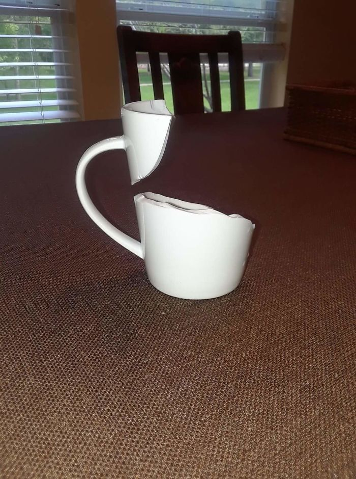 The Way My Cup Broke