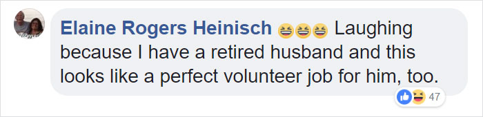 The Internet Can't Get Enough Of This Man Who Volunteers And