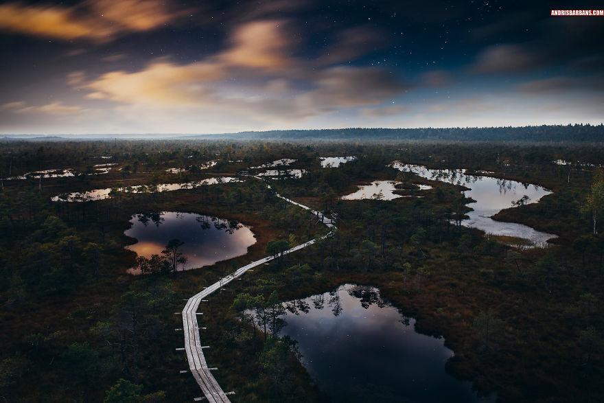 Ķemeri National Park