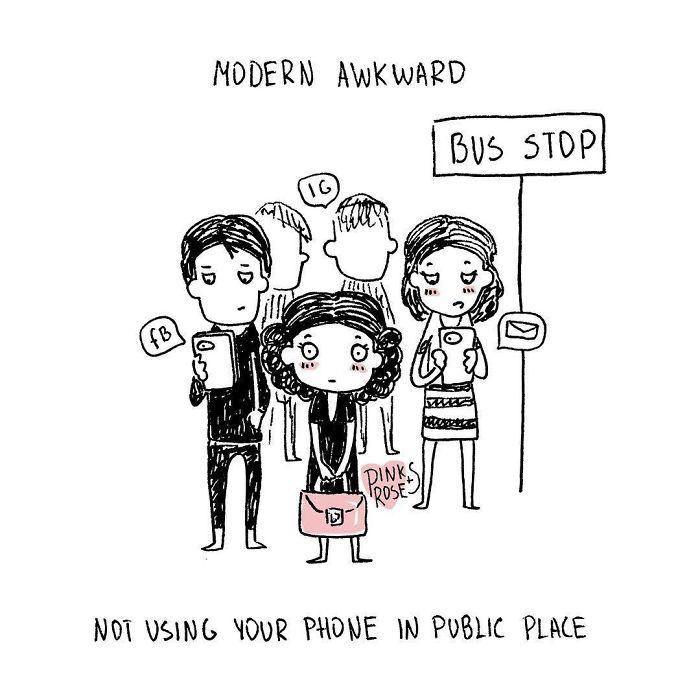 Modern-Awkward-Comics-Pinks-And-Roses-Mariya-Popandopulo