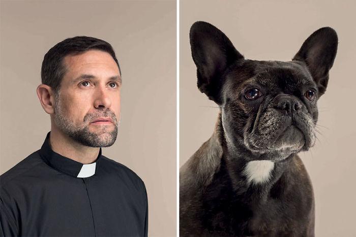 François & Antoine (French Bulldog)