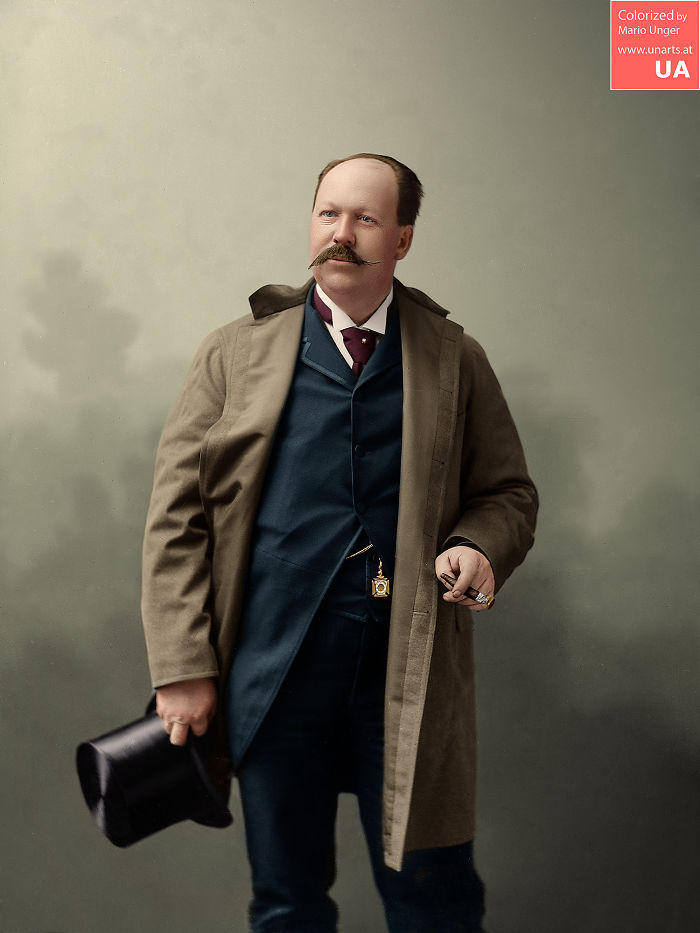 Photographer C. M. Bell CA 1890