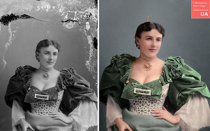 Heffner, Mrs. T.M. 1900