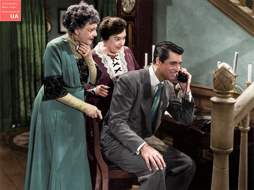 """""""Arsenic And Old Lace"""", 1944"""