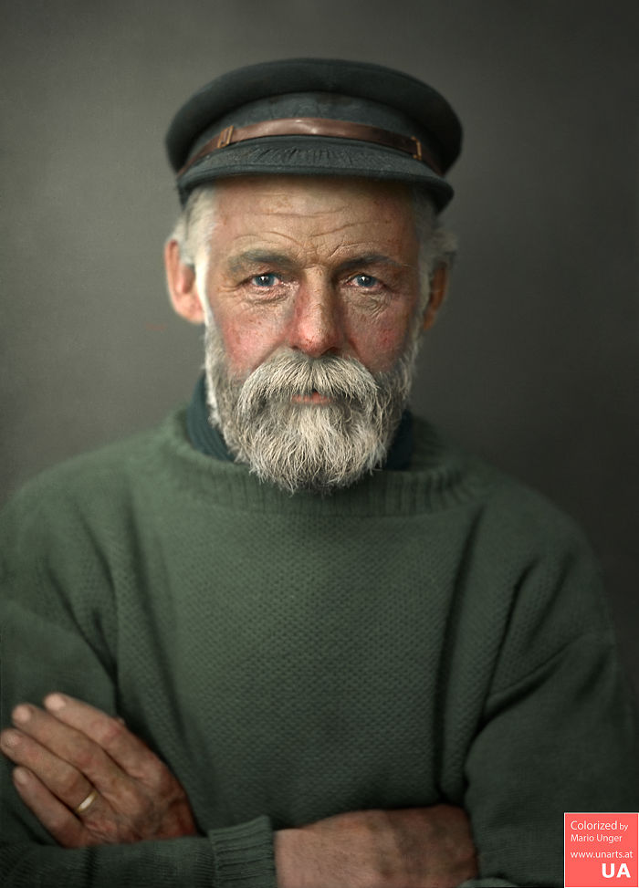 Walter Catty Allen CA 1900