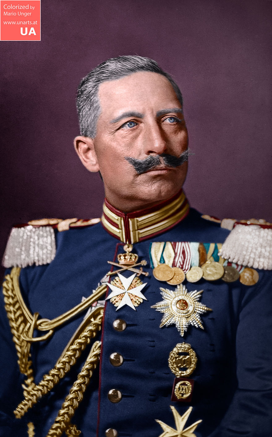 Kaiser Wilhelm II From Germany
