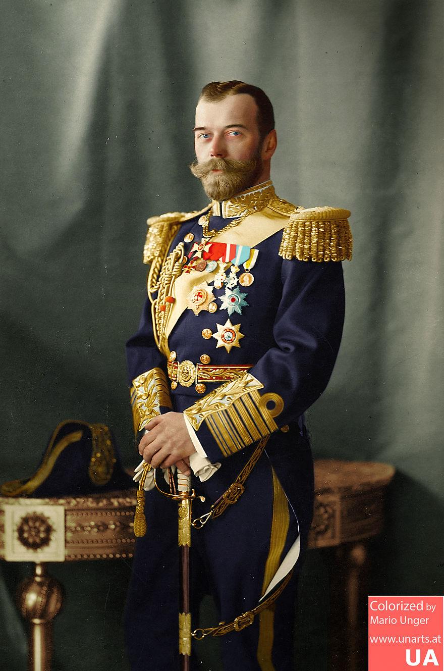 Tsar Nikolaus Ii