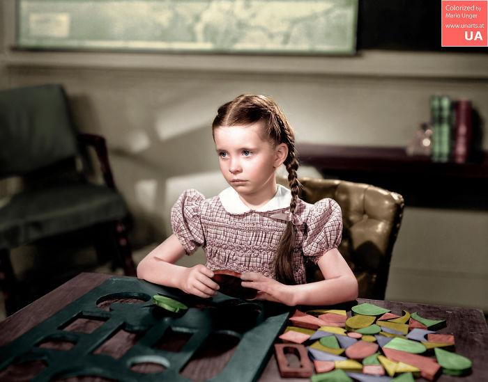 Margaret O'Brien (1937-) In