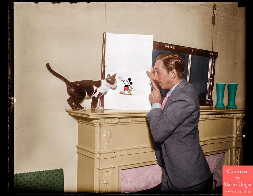 Walt Disney, 1931