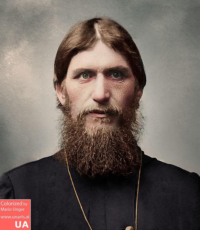 Rasputin CA 1910