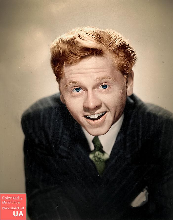 Mickey Rooney, 1930s