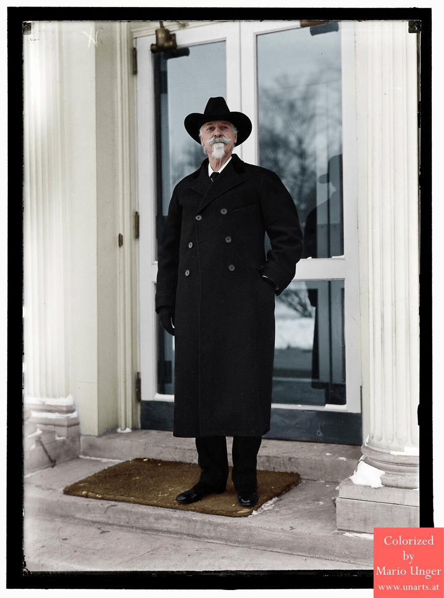 Buffalo Bill, 1906
