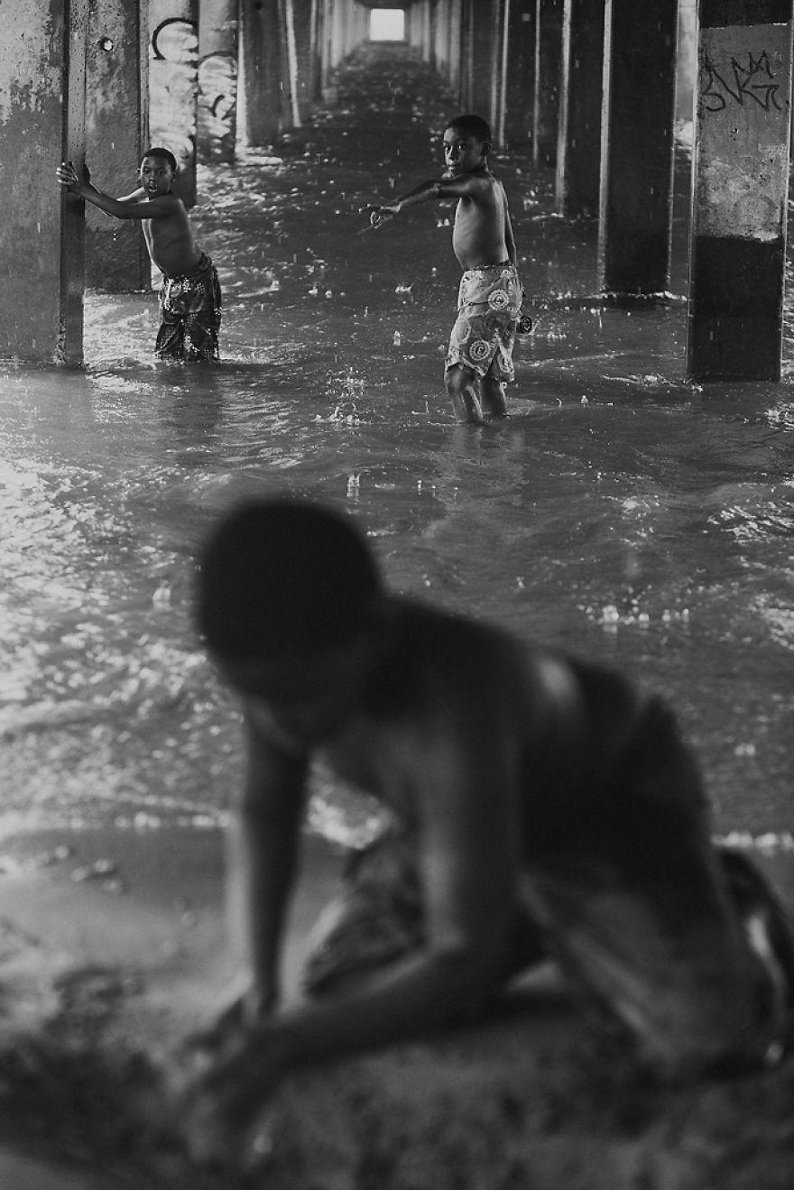 Legendary Coney Island In Summer