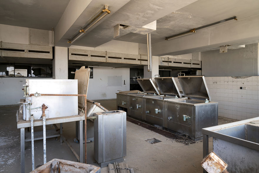 State Of The Art Kitchen