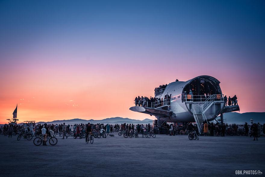 Boeing 747 Artcar By Big Imagination