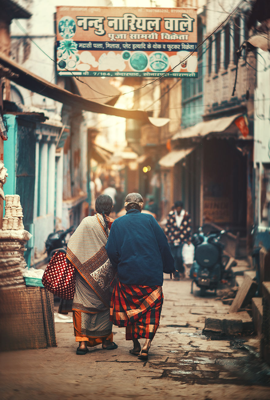 I Explore And Capture The Quiet Side Of City Life In The Narrow Streets Of South Asia
