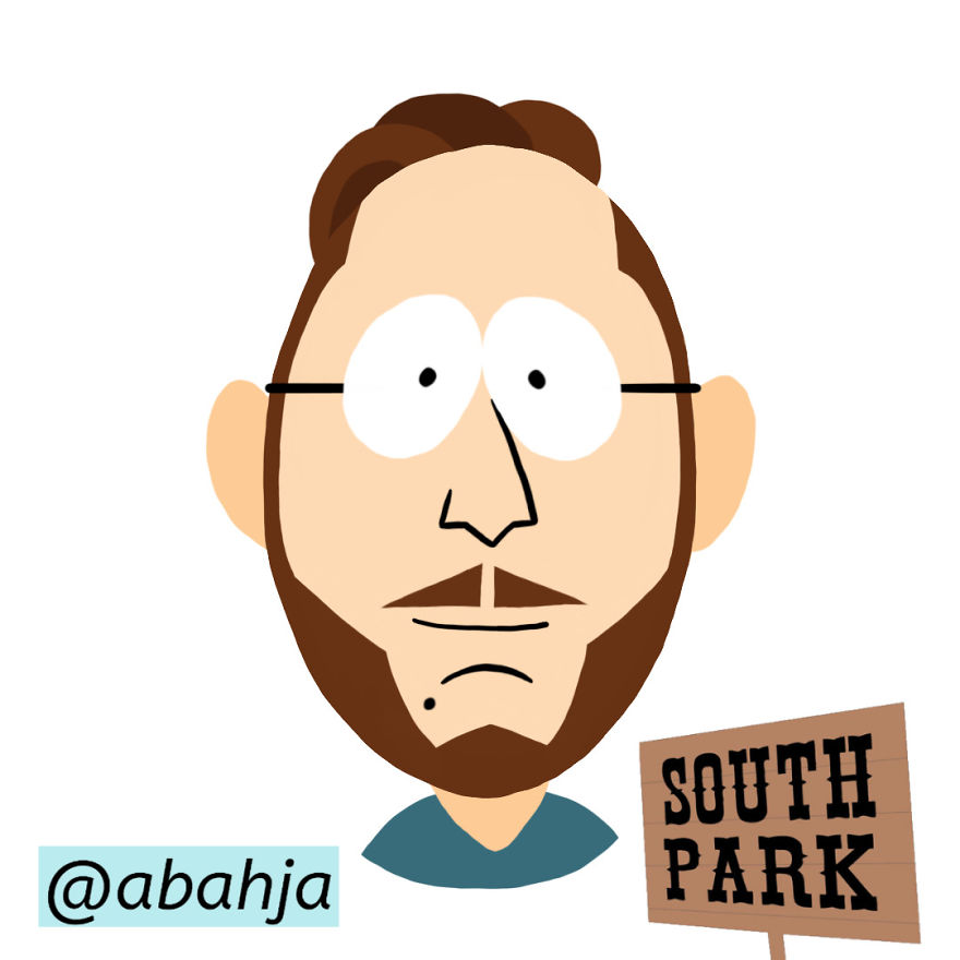 South Park Style