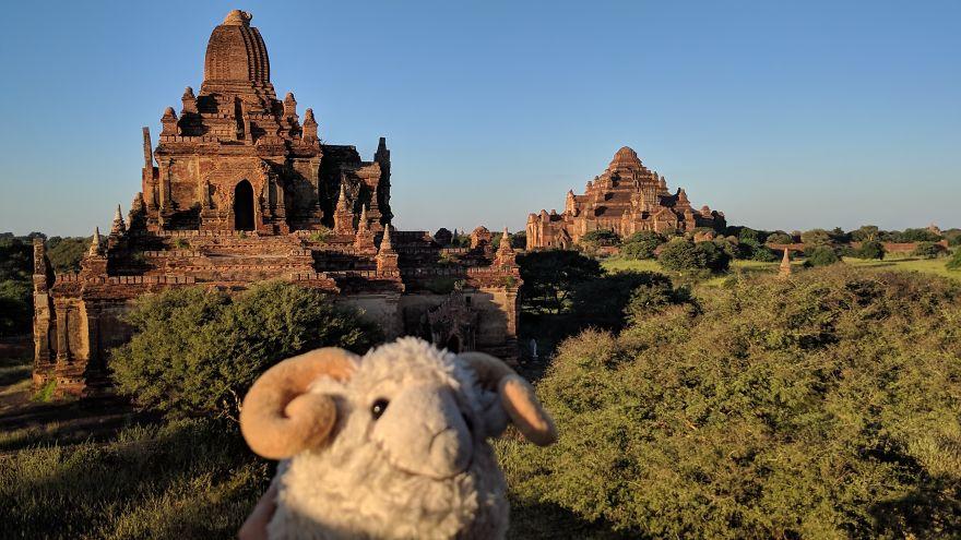In Bagan, Myanmar