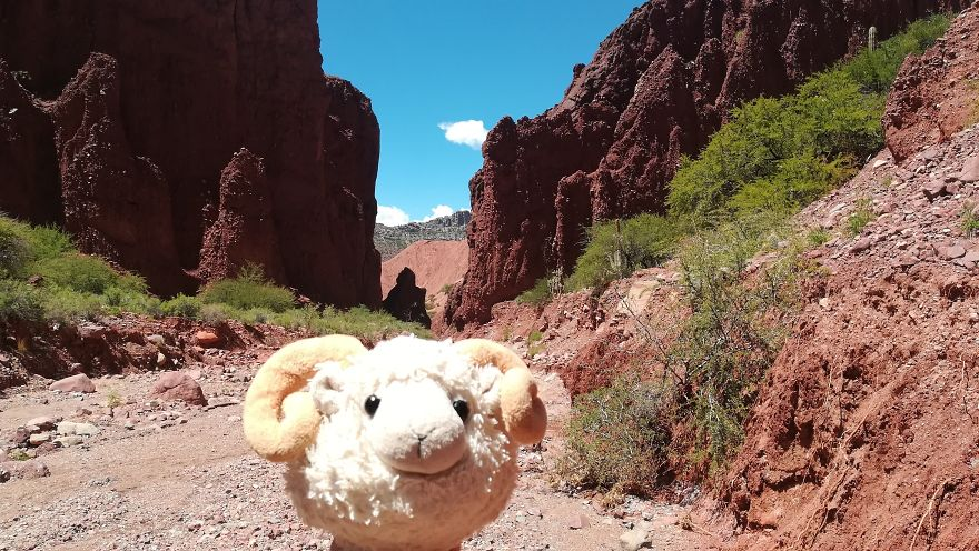 Lost In Far West... Ops, No, It Was Tupiza, Bolivia!