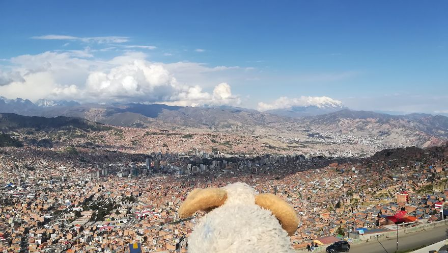 What A Mess! Welcome To La Paz, Bolivia