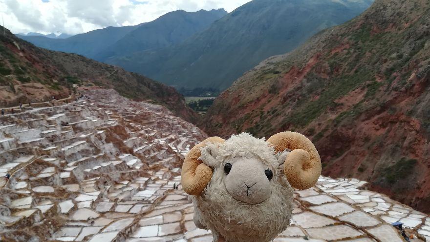 Salineras De Maras, Peru. Salty Place!!!