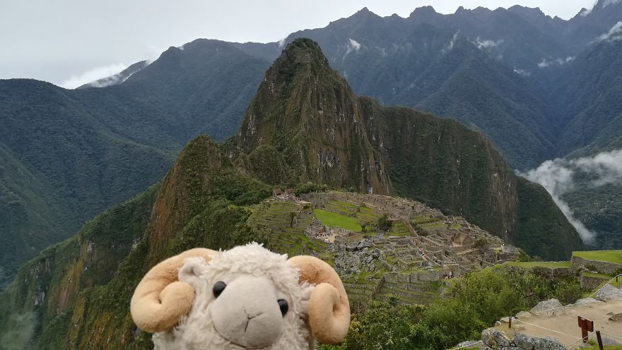 I Made It! After A Four-Day Trek, I Reached Machu Picchu!
