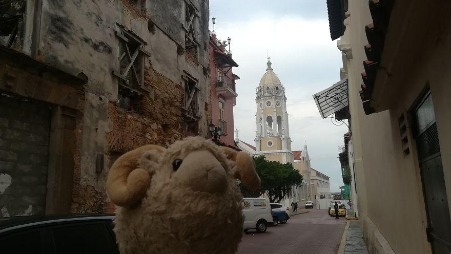 Panama, Old City