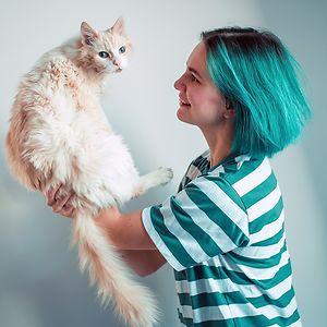 Crazy Cat Lady - Rita