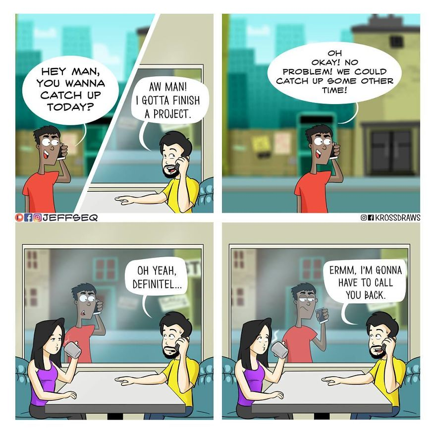 Krossdraws Comics