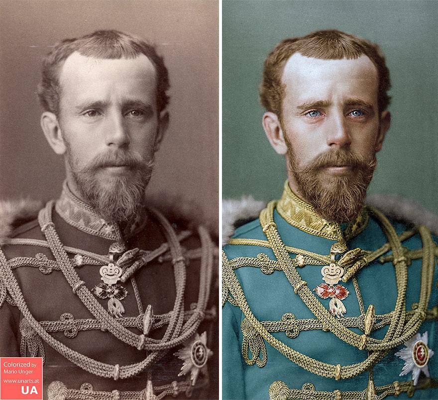 Crown Prince Rudolf Of Austria, 1889 (Year Of His Suicide)