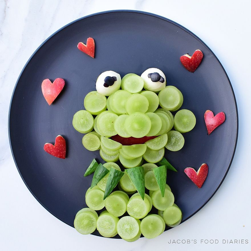 Kermit - Grapes And Apples
