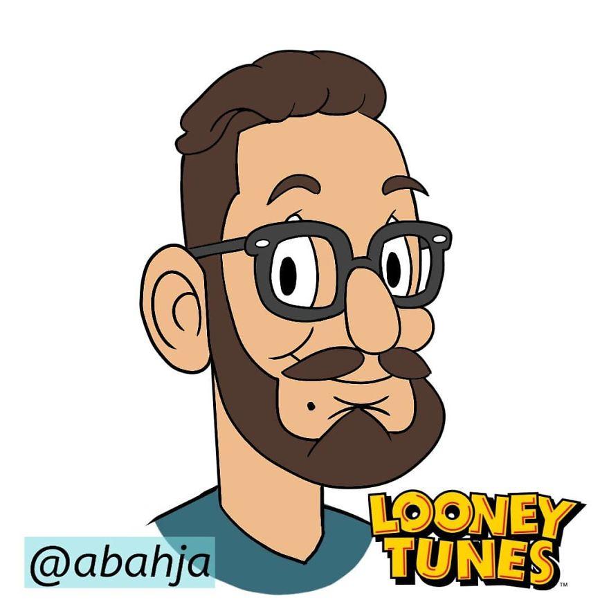 Looney Tunes Style