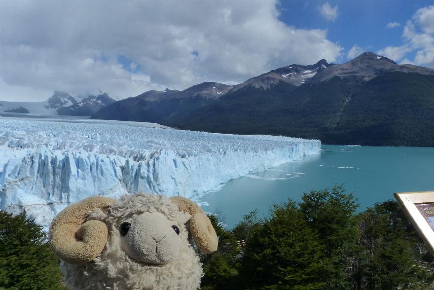 Am I White As The Glacier Perito Moreno (Argentina)? No? Ok, I Need A Wash...