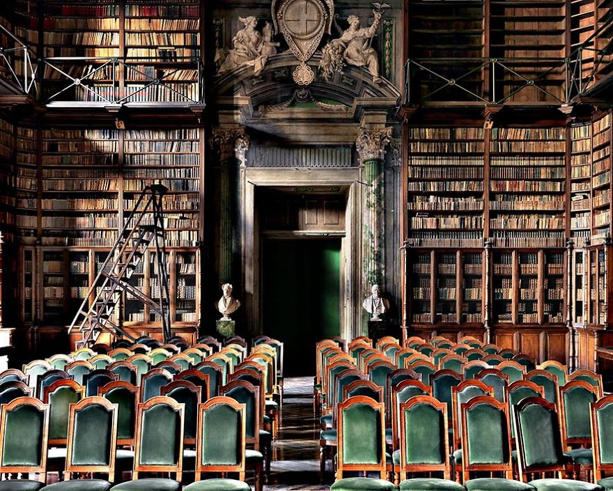 Academy Of Science, Torino, Italy