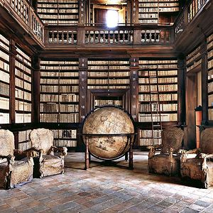 Library Of Fermo, Fermo, Italy