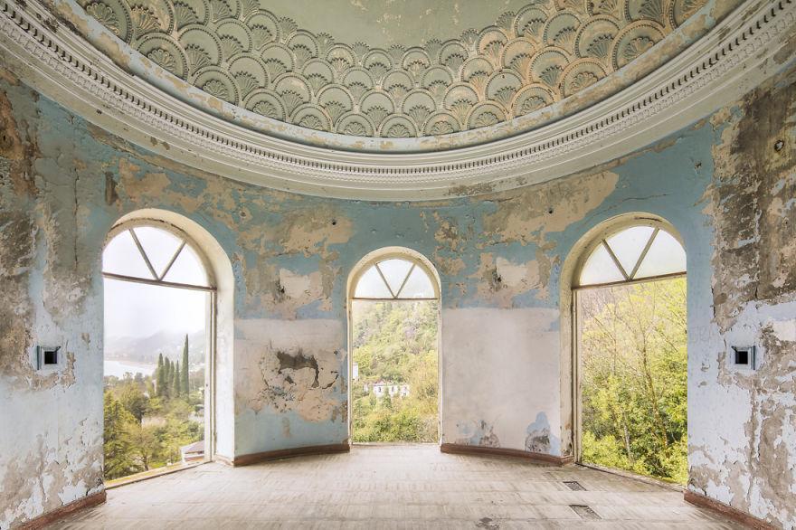 An Abandoned Sanatorium/Hotel