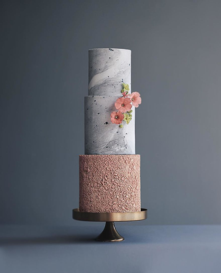 Russian Confectioners Make Elegant Cakes That Look More Like They Came Out Of A Fairy Tale