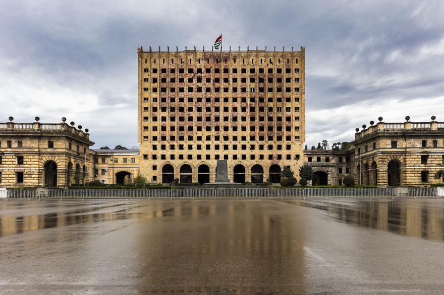 Former Parliament Building